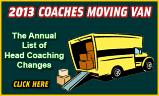 2013 Coaches Moving Van