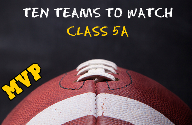 Ten teams to watch in Class 5A for 2013