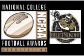 Ten Florida HS Football alumni named to the Biletnikoff Award preseason watch list