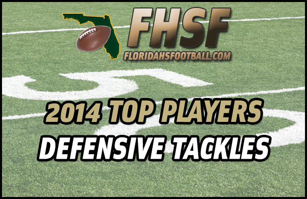 Class of 2014 Top Defensive Tackles