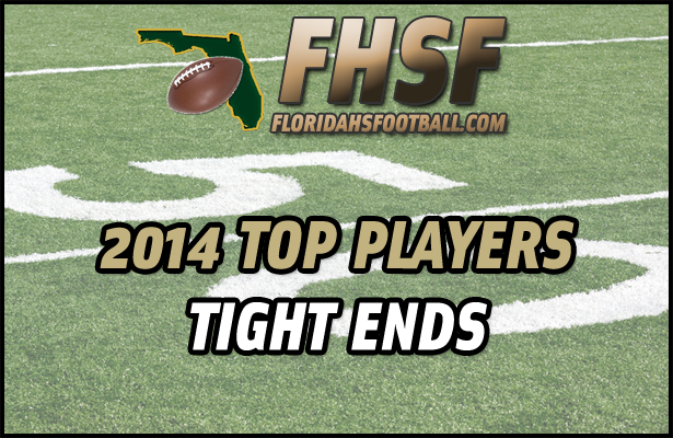 Class of 2014 Top Tight Ends