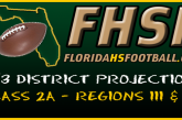DISTRICT PROJECTIONS: Class 2A – Region III & IV