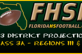 DISTRICT PROJECTIONS: Class 3A – Regions III & IV