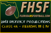 DISTRICT PROJECTIONS: Class 4A – Regions III & IV