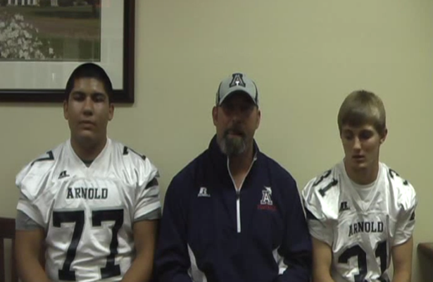 2013 MEDIA DAYS: Arnold Marlins