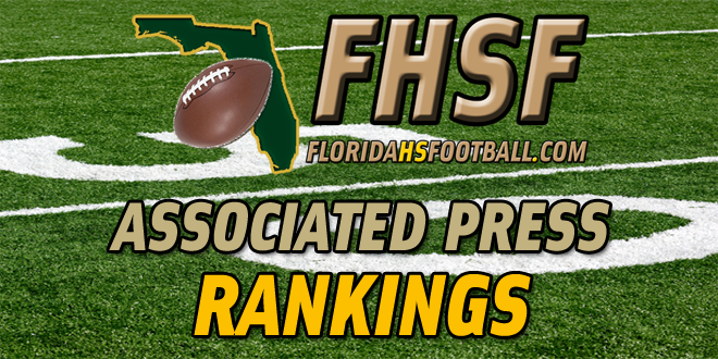 Associated Press Florida High School State Poll – Preseason