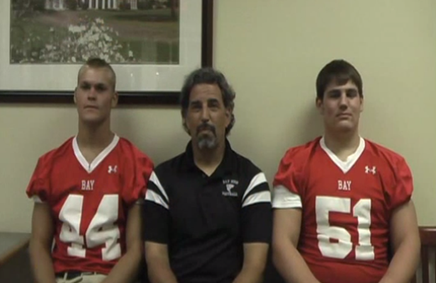 2013 MEDIA DAYS: Bay Tornadoes