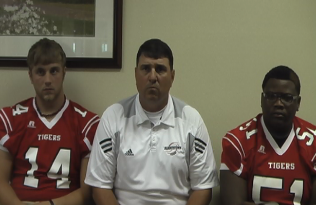 2013 MEDIA DAYS: Blountstown Tigers