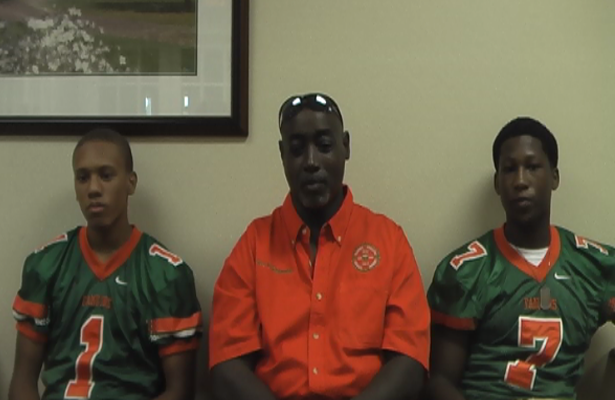 2013 MEDIA DAYS: FAMU DRS Baby Rattlers