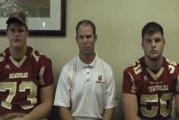 2013 MEDIA DAYS: Florida High Seminoles