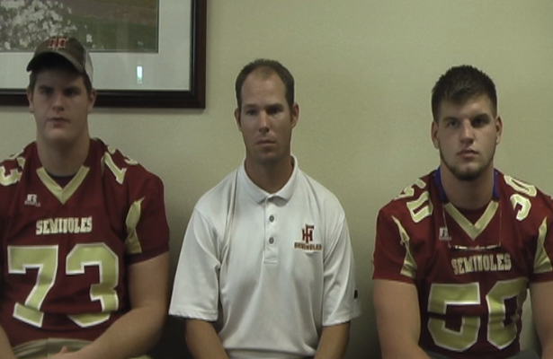 2013 MEDIA DAYS: Florida High Seminoles