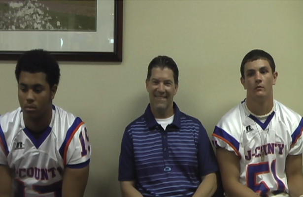 2013 MEDIA DAYS: Jefferson County Tigers