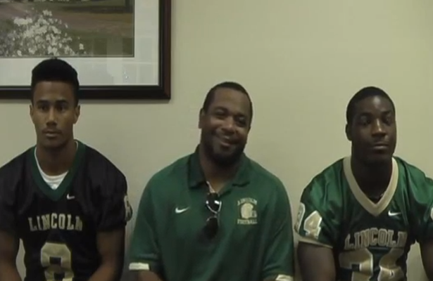2013 MEDIA DAYS: Lincoln Trojans
