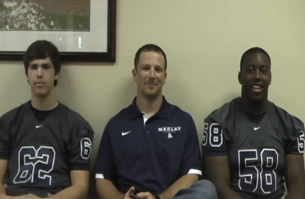 2013 MEDIA DAYS: Maclay Marauders