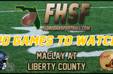 20 GAMES TO WATCH: Maclay at Liberty County
