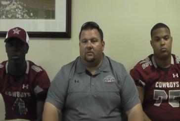 2013 MEDIA DAYS: Madison County Cowboys