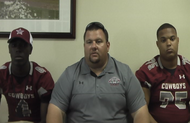 2013 MEDIA DAYS: Madison County Cowboys