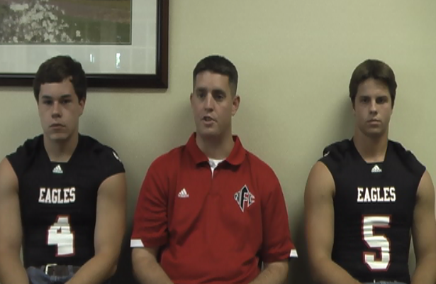 2013 MEDIA DAYS: North Florida Christian Eagles