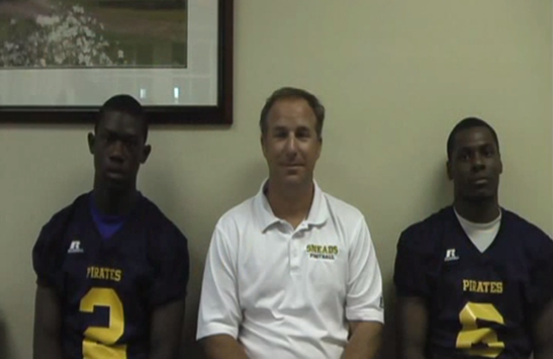 2013 MEDIA DAYS: Sneads Pirates