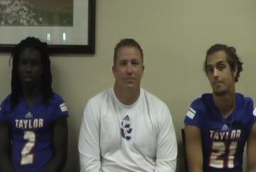 2013 MEDIA DAYS: Taylor County Bulldogs