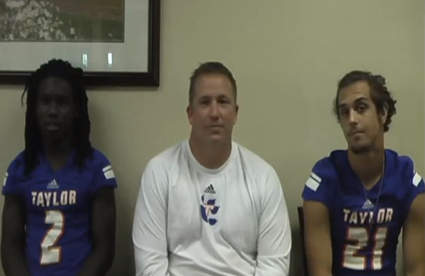 2013 MEDIA DAYS: Taylor County Bulldogs
