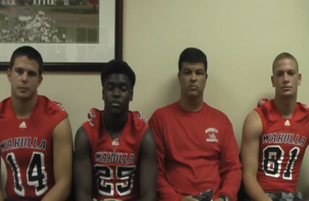 2013 MEDIA DAYS: Wakulla War Eagles