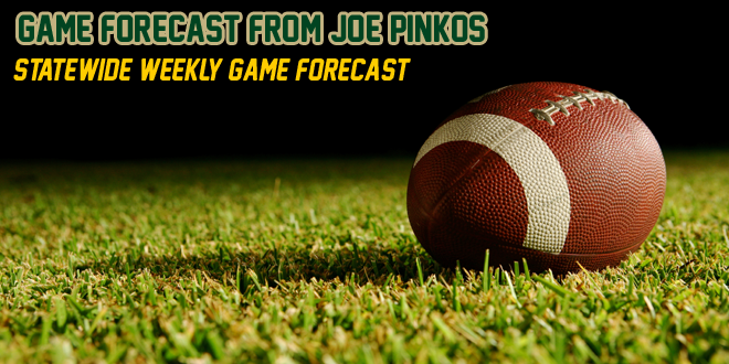 Joe Pinkos' Week 4 Game Forecast