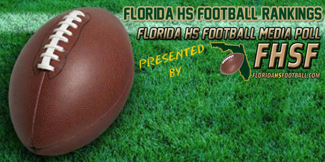 Florida HS Football Media Poll – Week 7