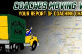 2014 Coaches Moving Van Report: November 12, 2013