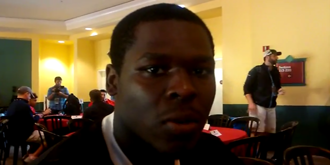 2014 Under Armour All-American Chad Thomas talks national championship & future at Miami