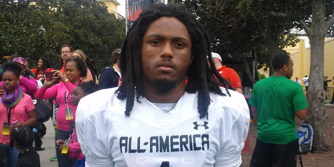 2014 Under Armour All-American Ermon Lane talks practice, commitment & Dalvin Cook