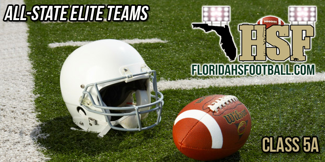 2013 Class 5A All-State Elite Teams