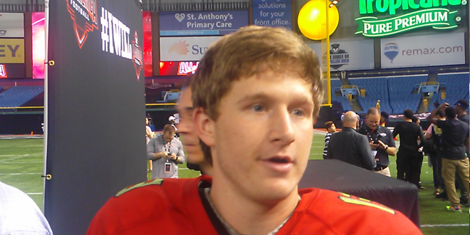 Under Armour All-American Sean White talks about game, future at Auburn