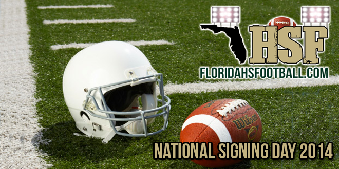 LIVE BLOG: National Signing Day 2014