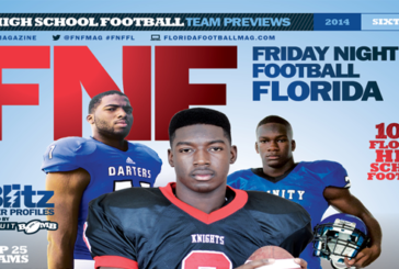 2014 FNF Magazine cover to feature players from Apopka, Monarch and Jacksonville Trinity Christian