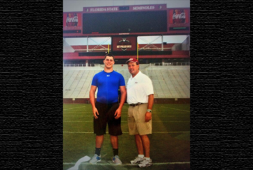 GET TO KNOW THE PROSPECT: 2016 First Coast OT Dallas Connell