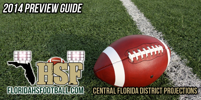 2014 PREVIEW GUIDE: Central Florida Region district projections