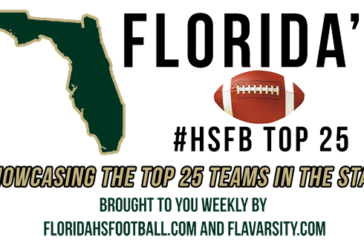 Booker T. Washington finishes as the No. 1 team on Florida's #HSFB Top 25