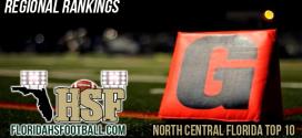 North Central Florida Top 10 Regional Rankings – Week 2