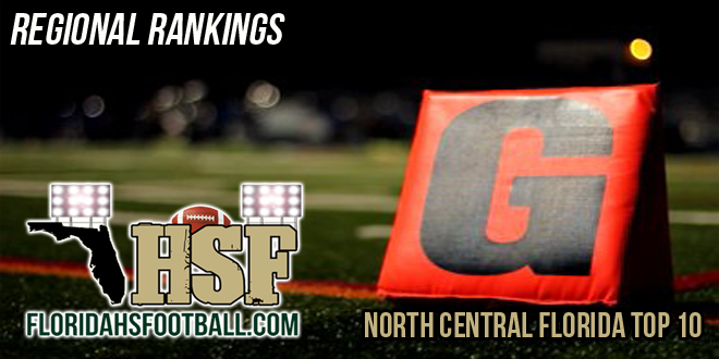 North Central Florida Top 10 Regional Rankings – Week 2