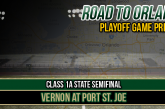 CLASS 1A STATE SEMIFINAL PREVIEW: Vernon at Port St. Joe