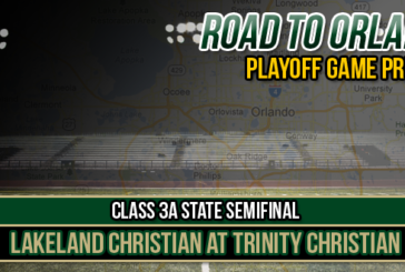 CLASS 3A STATE SEMIFINAL PREVIEW: Lakeland Christian at Trinity Christian