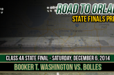 CLASS 4A STATE FINAL PREVIEW: Booker T. Washington vs. Bolles