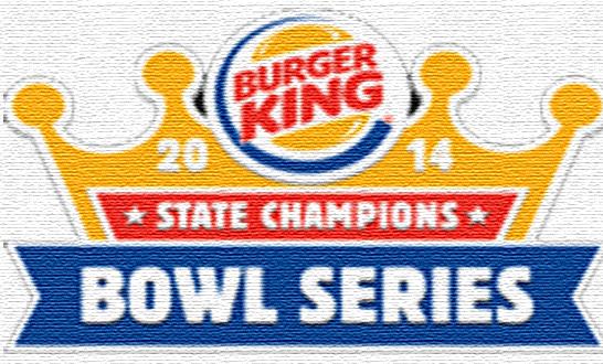 Burger King State Champions Bowl Scoreboard