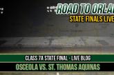 LIVE BLOG: Class 7A State Final – Osceola vs. St. Thomas Aquinas