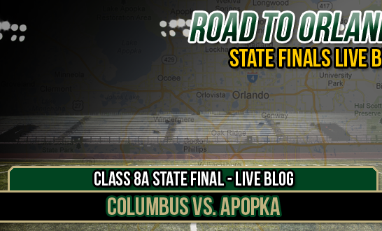 LIVE BLOG: Class 8A State Final – Columbus vs. Apopka