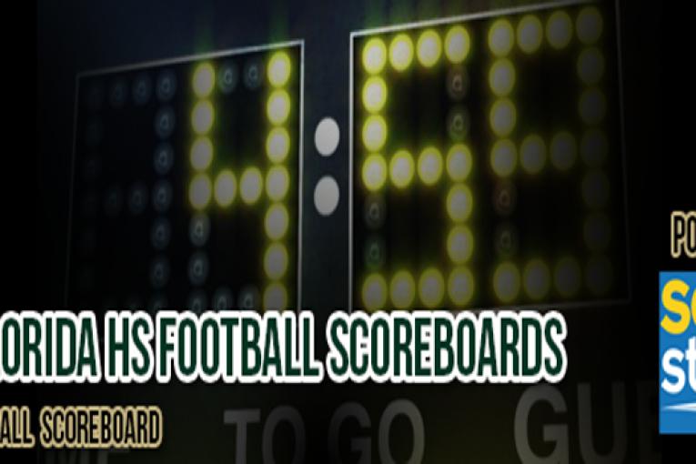 Statewide Spring Football Scoreboard