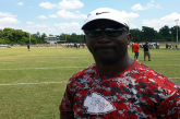 VIDEO: Interview with Fort White Head Coach Demetric Jackson