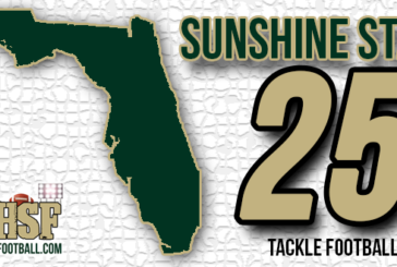 Sunshine State 25: Week 1 Schedule