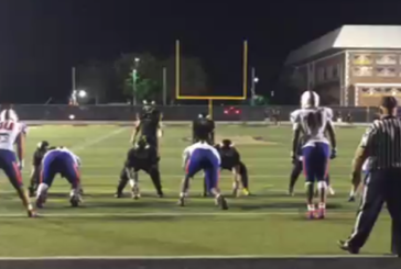 VIDEO: Scenes from Plantation American Heritage's 23-22 loss to DeMatha